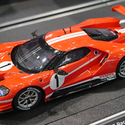 Carrera Digital 132 Ford GT Race Car Nr.1 Art.Nr. 30873 / 20030873