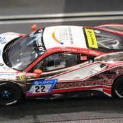 Carrera Digital 132 Ferrari 488 GT3 Wochenspiegel Team Monschau 24h-Rennen Nürburgring Nr.22 Art.Nr. 30868 / 20030868