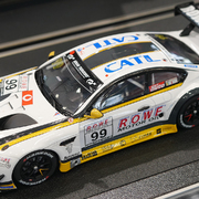 Carrera Digital 132 BMW M6 GT3 Team Rowe Racing M. Palttala R. Westbrook A. Sims Nr.99 Art.Nr. 30871 / 20030871