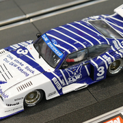 Carrera Digital 132 Ford Capri Turbo Team Zakspeed D&W Nürburgring DRM 1982 Nr.3 Art.Nr. 30887 / 20030887