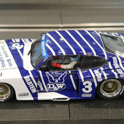 Carrera Digital 132 Ford Capri Turbo Team Zakspeed D&W Nürburgring DRM 1982 Nr.3 Art.Nr. 30887 / 20030887