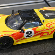 Carrera Digital 132 Porsche 918 Spyder Nr. 02 Art.Nr. 30877 / 20030877