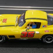Carrera Digital 132 Chevrolet Corvette Sting Ray Nr.39 Art.Nr. 30906 / 20030906
