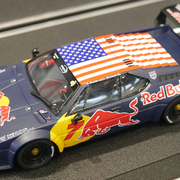 Carrera Digital 132 BMW M1 Procar Team Red Bull D. Questers L. Riccitelli Daytona 2017 Nr.7 Art.Nr. 30885 / 20030885