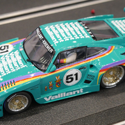Carrera Digital 132 Porsche Kremer 935 K3 Vaillant Nr.51 Art.Nr. 30898 / 20030898