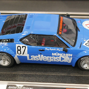 Carrera Digital 124 BMW M1 Procar Las Vegas City W. Staudinger Nr.87 Art.Nr. 23871 / 20023871