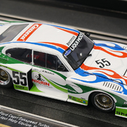 Carrera Digital 124 Ford Capri Turbo Gruppe 5 Team Zakspeed Manfred Winkelhock DRM 1981 Nr.55 Art.Nr. 23869 / 20023869