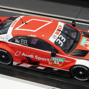 Carrera Digital 124 Audi RS 5 DTM Team Rosberg GmbH R.Rast Nr.33 Art.Nr. 23883 / 20023883