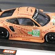 Carrera Digital 124 Porsche 911 RSR Team Porsche GT Pink Pig Design M. Christensen K. Estre L. Vanthoor 24h Le Mans Nr.92 Art.Nr. 23886 / 20023886