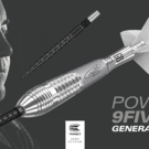 Target Steel Darts Phil Taylor Power 9Five G6 Generation 6 95% Tungsten 2019 Steeltip Darts Steeldart