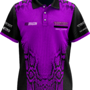 Red Dragon Darts Peter Wright Snakebite World Champion Edition 2020 Matchshirt Dart Shirt Trikot Design 2020