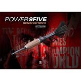 Target Steel und Softdarts Phil Taylor Power 9Five G5 Generation 5 2018 in 5 unterschiedlichen Gewichten