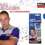 BULL'S Steel Darts Jan Dekker 90% Tungsten Steel Dart Steeldart Steeltip 22 g