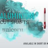 Unicorn Premier Aluminium Shafts Aluschäfte