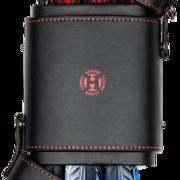 Harrows Dart Prima Dart Case Red-Rot Dartbox Darttasche Wallet