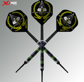 XQMax Michael van Gerwen Premier League Soft Dart Softdart Limited Edition 2018 18 g