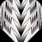 Shot Tribal Weapon White Flight 2019 Flightform Standard