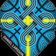 Shot Dart Flights Daniel Larsson Pro Series Dartflights Flightform Shape Standard