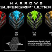 Harrows Dart Supergrip Ultra Flights Dartflights