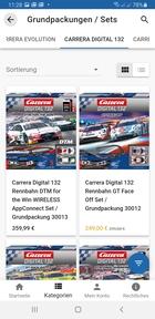Carrera Digital 132 Rennbahnen Grundpackungen / Sets