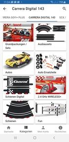 Carrera Digital 143 Rennbahnen Startseite