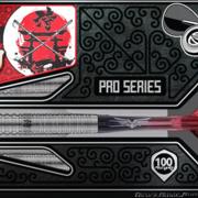 Shot Steel Darts Toni Alcinas The Samurai 80% Tungsten Steeltip Darts Steeldart
