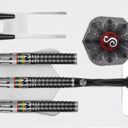 Shot Soft Darts Mindaugas Barauskas Pro Series 90% Softtip Softdart 20 g