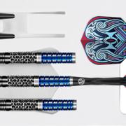 Shot Soft Darts Boris Koltsov Viking Raven 90% Tungsten Softtip Darts Softdart 2021 18-20 g