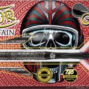 Shot Soft Darts Warrior Kapene Captain 90% Tungsten Softtip Darts Softdart 18-20 g