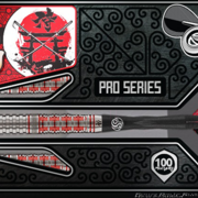 Shot Steel Darts Toni Alcinas The Samurai 90% Tungsten Steeltip Darts Steeldart