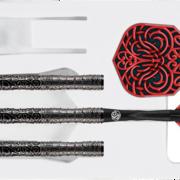 Shot Steel Darts Warrior Kapene Captain 90% Tungsten Steeltip Darts Steeldart 23-23-24-25-26 g