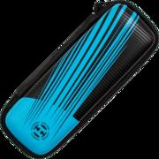 Harrows Dart Blaze Fire Dart Case Aqua Dartbox Darttasche Wallet