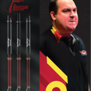 BULL'S NL Soft Darts Kim Huybrechts 90% Black Titanium The Hurricane Softtip Darts Softdart 18-20 g