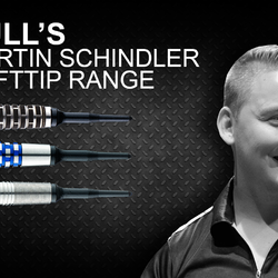 Bull´s powered by Shot Martin Schindler Softdarts Softltip Range
