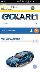 GOKarli App Startseite