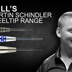 Bull´s powered by Shot Martin Schindler Steeldarts Steeltip Range