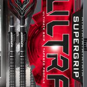 Harrows Soft Darts Supergrip Ultra 90% Tungsten Softtip Dart Softdart 18-21-22 g