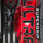 Harrows Steel Darts Supergrip Ultra 90% Tungsten Steeltip Dart Steeldart 21-22-23-24-25-26-28-30 g