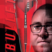 Target Soft Darts Stephen Bunting The Bullet Gen 4 Generation 4 90% Tungsten Softtip Dart Softdart 2021 18 g