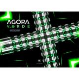 Target Steel und Softdarts Agora Verde 90% 2018 in 7 unterschiedlichen Gewichten