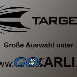 Alle Neuheiten und die neusten Informationen der Firma Target Darts finden Sie bei www.GOKarli.de Der Dartshop