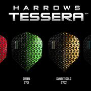 Harrows Dart Tessera Flights Dartflights