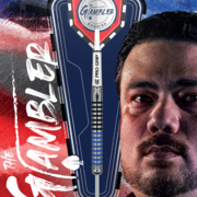 Target Steel Darts Danny Baggish Gen 1 Generation 1 90% Tungsten Steeltip Dart Steeldart 2021 21-23 g