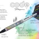 Unicorn Soft Darts Code Seigo Asada 90% Tungsten Softtip Darts Softdart 2020 24 g