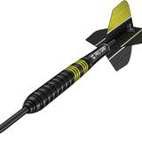 Target Steeldarts Steeltips Vapor 8 Black Yellow 80% 2018