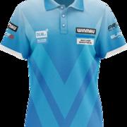 Winmau Darts Vincent van der Voort Pro-Line Player Shirt Matchshirt Dart Shirt Trikot Design 2020