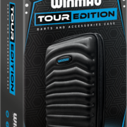 Winmau Tour Edition Blue Blau Case Wallet Darttasche Dartbox Verpackung