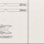 Target World Champions Dartmatte Dartteppich verschiedene Designs