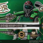 Shot Soft Darts Warrior Rutene 90% Tungsten Softtip Darts Softdart 2021 18-20 g