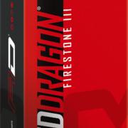 Red Dragon Firestone 3 Darttasche Dartcase Dartbox Wallet Neuheit 2020 Verpackung